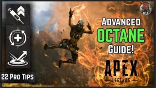 22 Pro Tips Advanced Apex Octane Guide! Speed Boost & Jump Pad