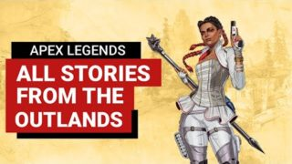 Apex All Stories from the Outlands