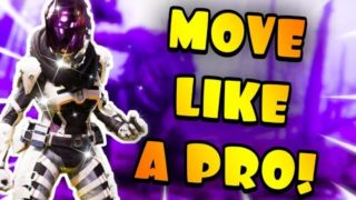 Apex Legends- Full Console Movement And Strafing Guide! Beginner & Expert Movement Tutorial!