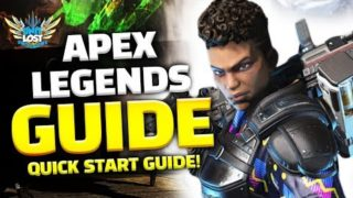 Apex Legends – Quick Start Guide! (Tips and Advice)