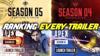 Apex Legends: Ranking Every Cinematic Launch Trailer