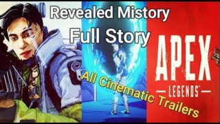 Apex Legends Revealed Full Story so far   Apex Legends All Cinematic Trailers