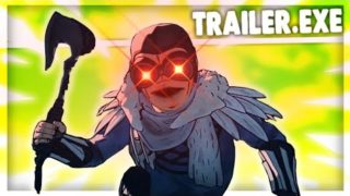 Bloodhound Trailer meme.EXE – Apex Legends.exe Story Cinematic