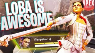 Loba is AWESOME! – Apex Legends Season 5 – My First Win!