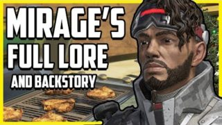 Mirage's Full Backstory – The True Stories Behind Every Character In Apex Legends – Part 3