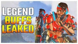 New Buffs Leaked for Every Character in Apex Legends