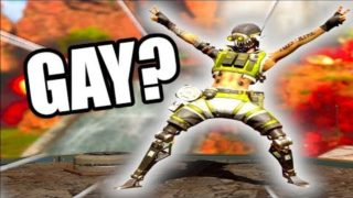 OCTANE IS GAY? APEX LEGENDS BACKSTORY EXPLAINED!