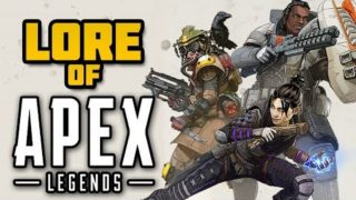 Story of Apex Legends Explained