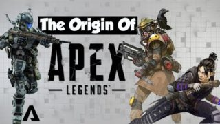 The Birth Of Apex Legends – (History Of Apex Legends)