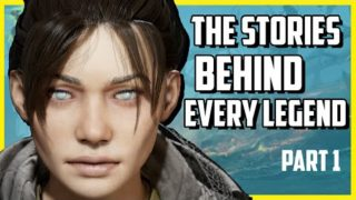 The True Stories Behind Every Character In Apex Legends – Part 1 (Apex Legends Lore)