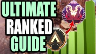 THE ULTIMATE RANKED GUIDE TO HELP YOU GET RP IN APEX LEGENDS (16 IN-DEPTH TIPS)