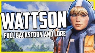 Wattson's Full Backstory – The True Stories Behind Every Character In Apex Legends – Part 4