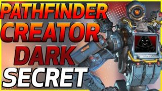 WHO IS PATHFINDERS CREATOR? & Bloodhound DARK SECRET PAST ? : APEX LEGENDS THEORY LORE STORY