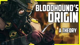 Why Does Bloodhound Hate Pathfinder? My Theory for Bloodhound Backstory In Apex Legends