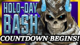 🔴Apex Legends Live: Holo-day Bash 2020 (COUNTDOWN) Winter Express LTM   Season 7 EVENT & NEW UPDATE