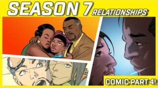 The Evolving Relationships in Apex Legends Season 7 Lore! – Apex Quest Comic Pt 4 & Other Lore!
