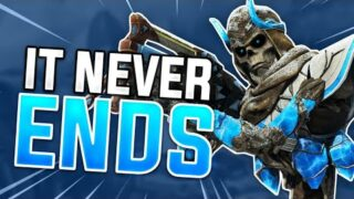 When The Third Parties Never End… (Apex Legends)