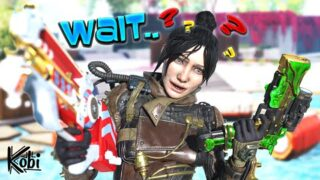You Have NEVER Seen This Loadout Being Used In Season 7… (Apex Legends)
