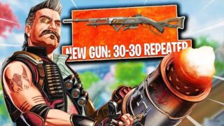 """Apex's NEW Gun and Legend """"Fuse"""" Revealed! – Apex Legends Season 8 First Look"""