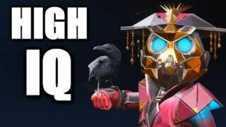 Bloodhound is Officially the HIGHEST IQ Character in Apex Legends