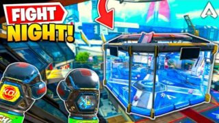 NEW 'Fight Night' Update in Apex Legends! (Pathfinder Town Takeover)
