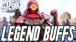 Respawn is FINALLY BUFFING These Legends in Season 8 (Apex Legends)