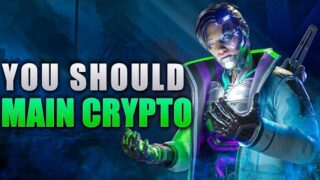 YOU NEED TO MAIN CRYPTO! Apex Legends Season 7 Legend Guide