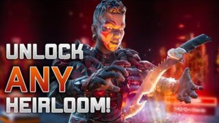 How to Unlock ANY Current or Future Heirloom in Apex Legends!