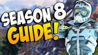 In depth Season 8 guide/commentary with a TOP controller player!! – APEX LEGENDS