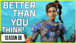 You Have To Give Rampart a Try In Apex Legends Season 8