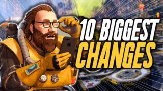 10 BIGGEST CHANGES In The New Apex Legends Update! (Chaos Theory Collection Event)