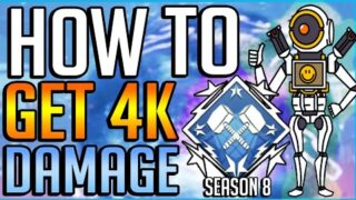 3 TIPS For The 4K Badge in Apex Legends (Guide / Tutorial, Season 8, Gameplay)
