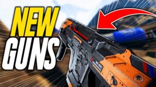 All UNRELEASED WEAPONS In Apex Legends Revealed! (CAR SMG, Compound Bow & More!)
