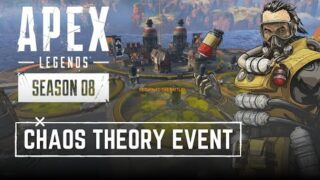 APEX LEGENDS CHAOS THEORY COLLECTION EVENT | APEX LEGENDS PS4 LIVE