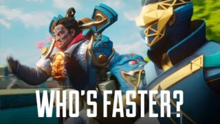 Are Apex Legends The Same Speed? (Myth Busting)