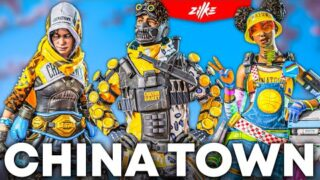 CHINA TOWN ALL SKINS EVENT SALE 😱😱😱 × Apex Legends