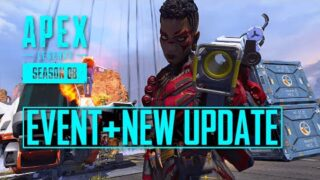 Collection Event Extended Apex Legends Season 8 + New Update Fixes