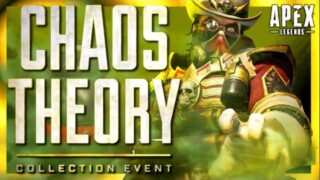 🔴Apex Legends Live: CHAOS THEORY COLLECTION EVENT | Update + Now On Nintendo Switch