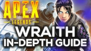 How to Use Wraith in Apex Legends In-Depth Guide (Season 8)