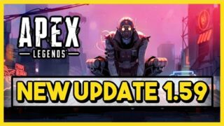 New Apex Legends 1.59 Update + Anniversary Event Extended (Season 8)