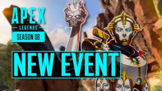 """New Collection Event Season 8 """"Chaos Theory"""" Apex Legends (Skins, Ring Frenzy LTM & Heirloom)"""