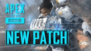 New Patch Notes CHANGED Apex Legends + All Upcoming Events Season 8