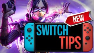 NINTENDO SWITCH BEGINNERS TIPS For Apex Legends