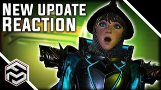 PREVIEWING THE NEWEST APEX LEGENDS UPDATE! (Chaos Theory Collection Event)