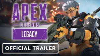 Apex Legends: Legacy – Official Valkyrie Character Trailer
