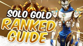 Apex Legends Ranked Guide : How To Climb GOLD Solo (In-Depth Breakdown + Tips)