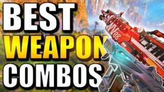 THE BEST WEAPON COMBOS IN APEX LEGENDS SEASON 8