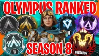 The FASTEST WAY To GAIN RP And RANK UP On Olympus! – Apex Legends Ranked Tips And Tricks Guide