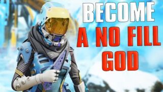 Ultimate Guide To Becoming A NO FILL SOLO GOD! | Apex Legends