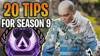 20 Tips You MUST Know for Season 9! (Apex Legends)